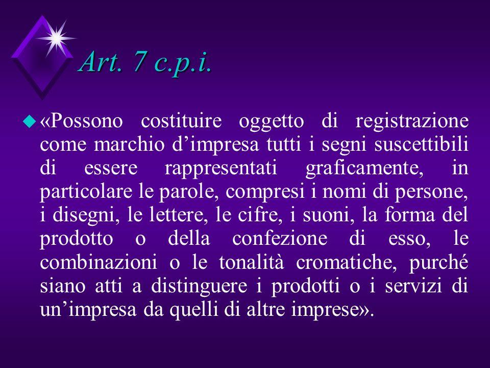 Art. 7 c.p.i.