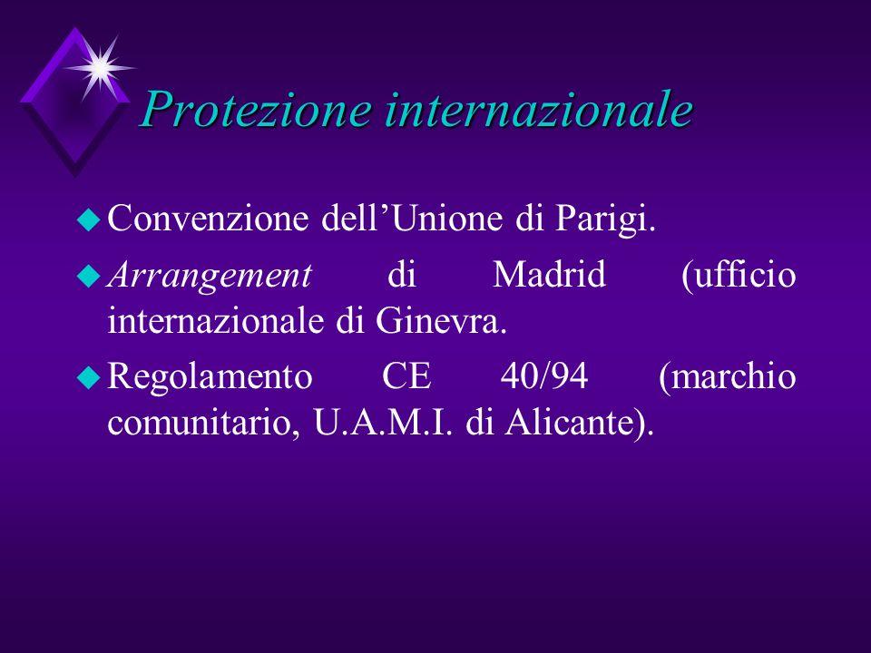 Protezione internazionale