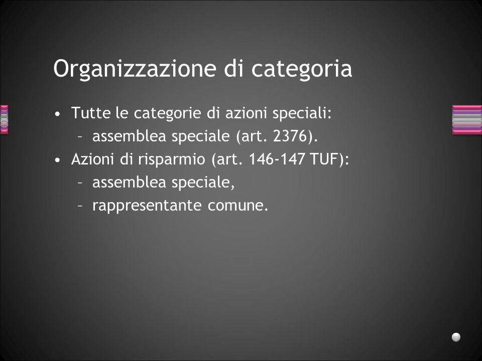 Organizzazione di categoria