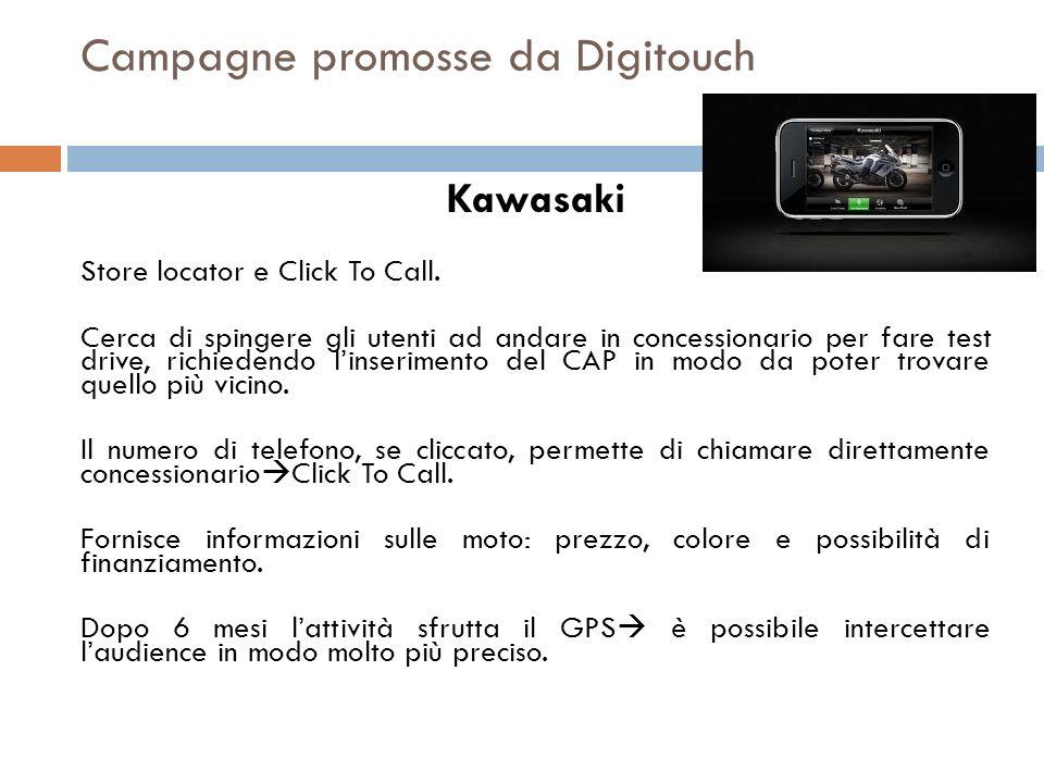 Campagne promosse da Digitouch