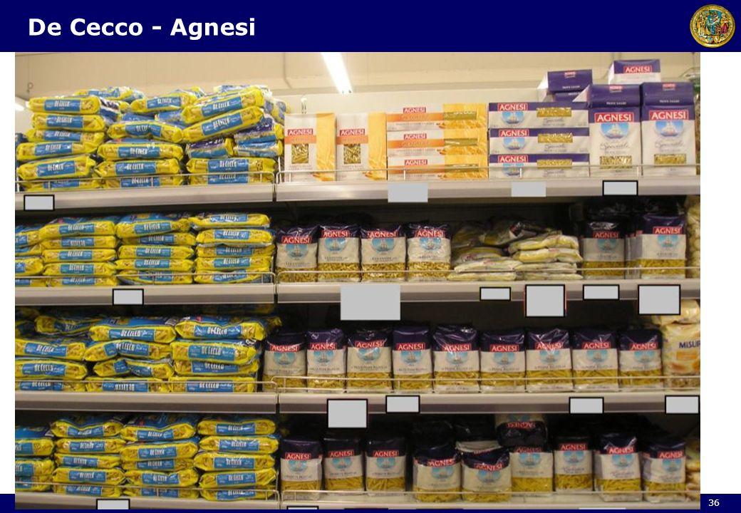 De Cecco - Agnesi