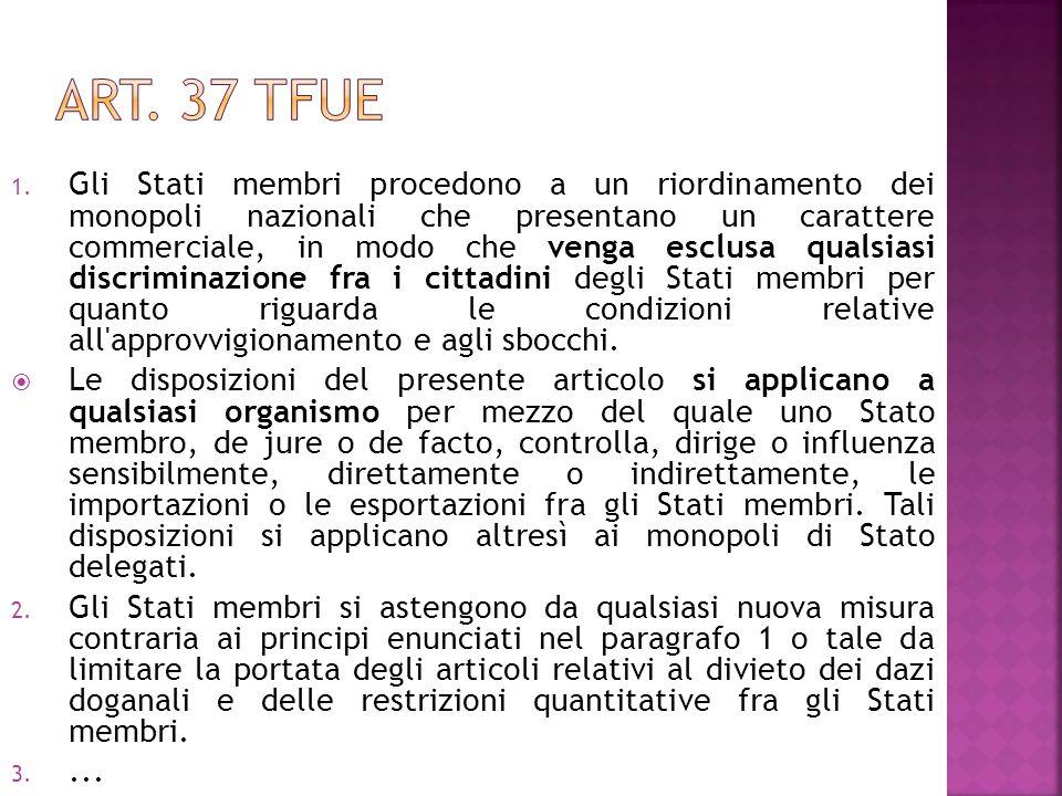 Art. 37 tfue