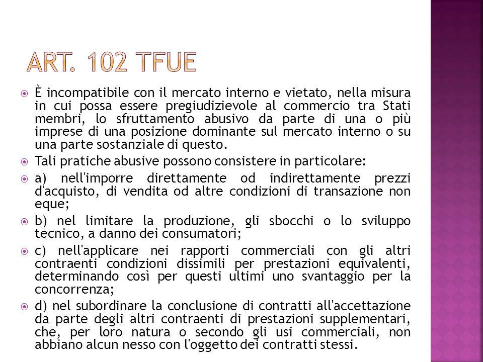 Art. 102 tfue