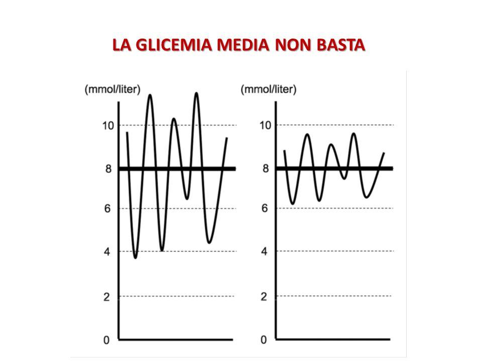 LA GLICEMIA MEDIA NON BASTA