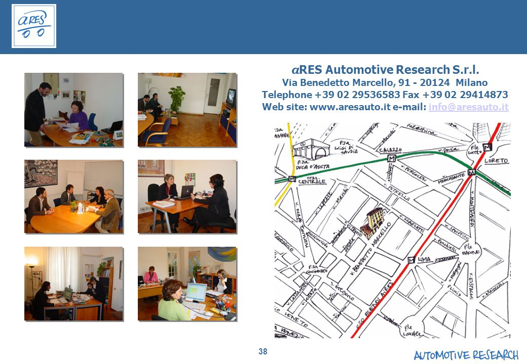 aRES Automotive Research S. r. l