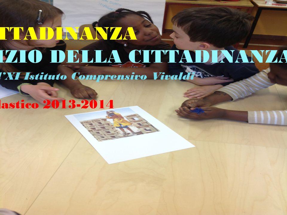 PER UN'EDUCAZIONE ALL'ESERCIZIO DELLA CITTADINANZA ATTIVA