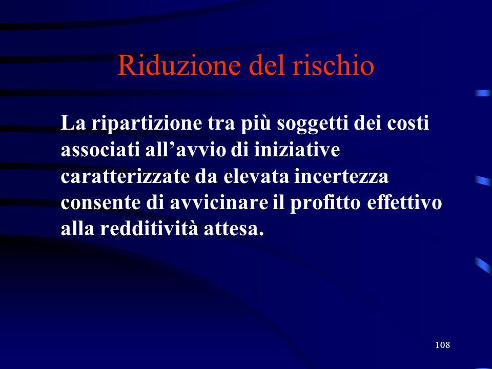 27/03/2017 Riduzione del rischio.