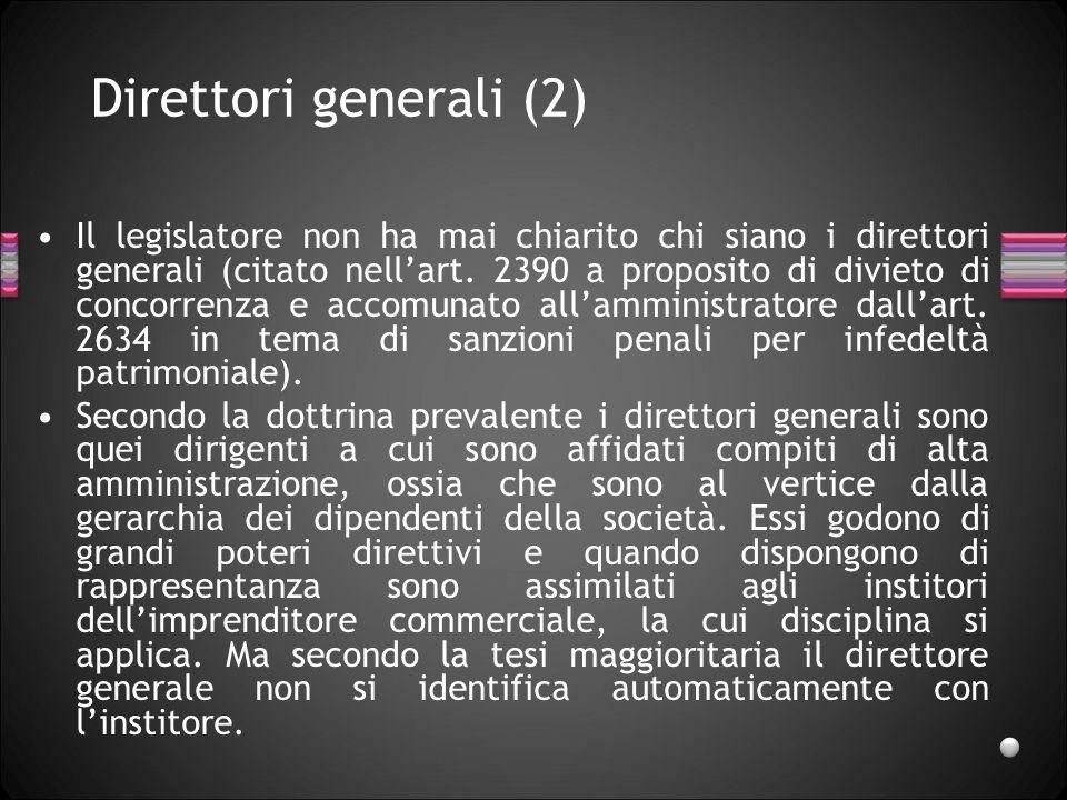 Direttori generali (2) 27/03/2017.