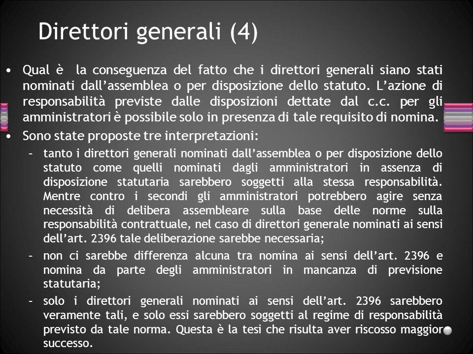 Direttori generali (4) 27/03/2017.