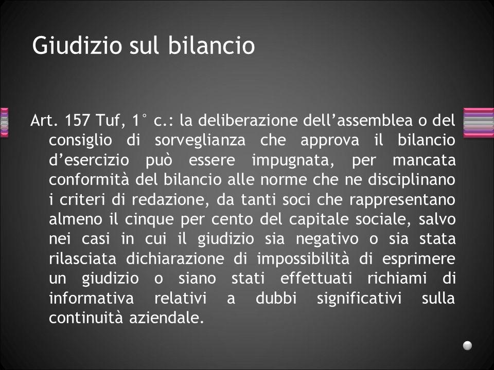 Giudizio sul bilancio 27/03/2017.