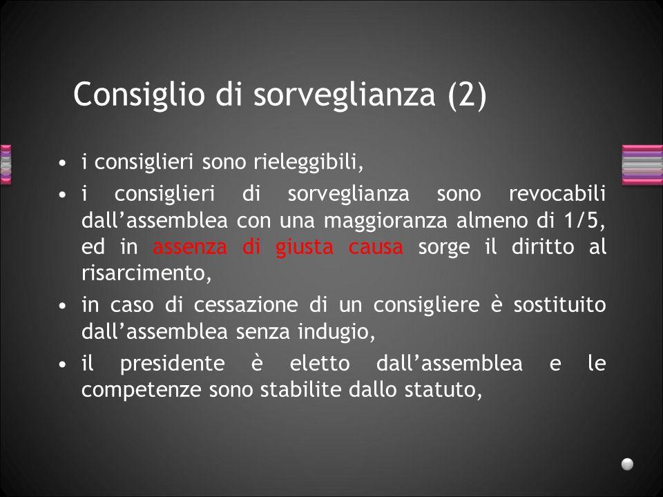 Consiglio di sorveglianza (2)