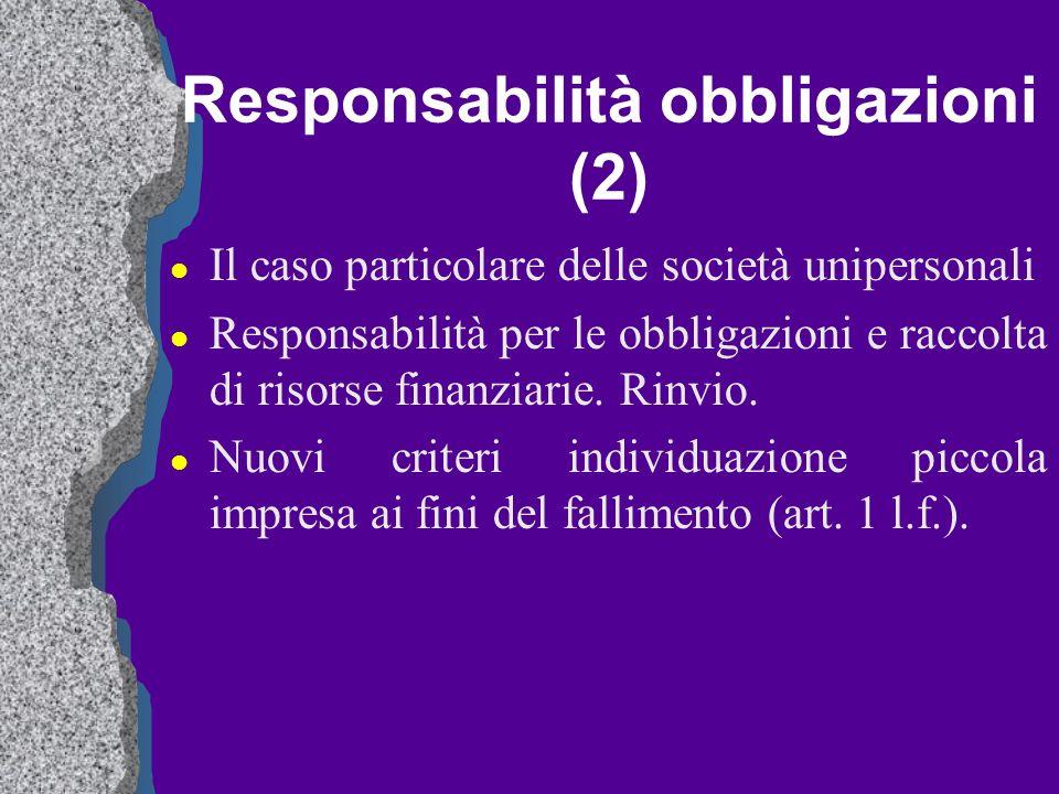 Responsabilità obbligazioni (2)