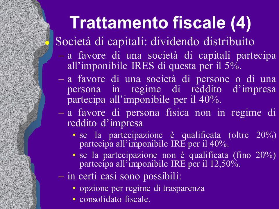 Trattamento fiscale (4)