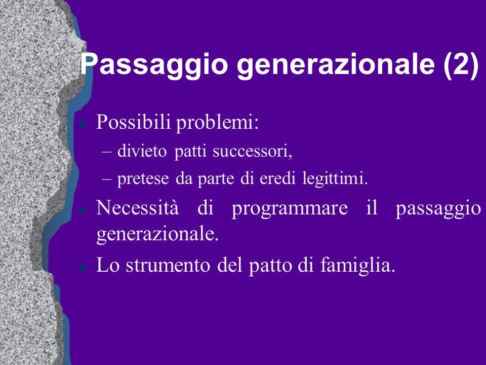 Passaggio generazionale (2)