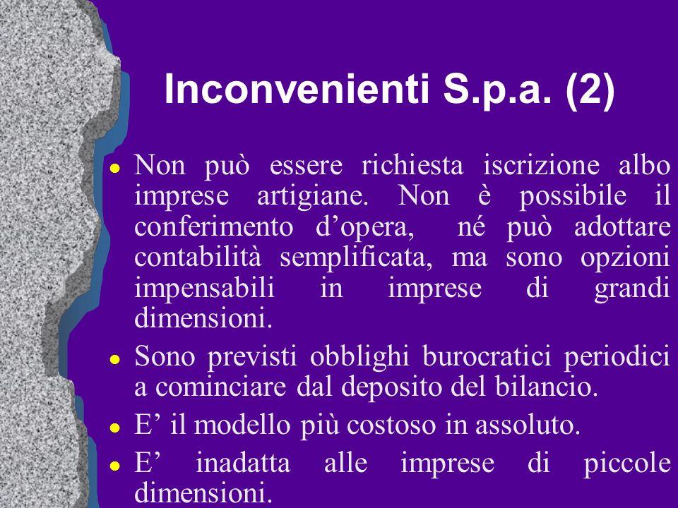 Inconvenienti S.p.a. (2)