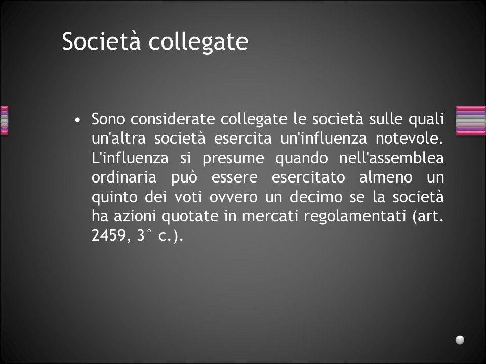 Società collegate