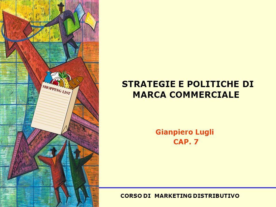 SISA STRATEGIE E POLITICHE DI MARCA COMMERCIALE