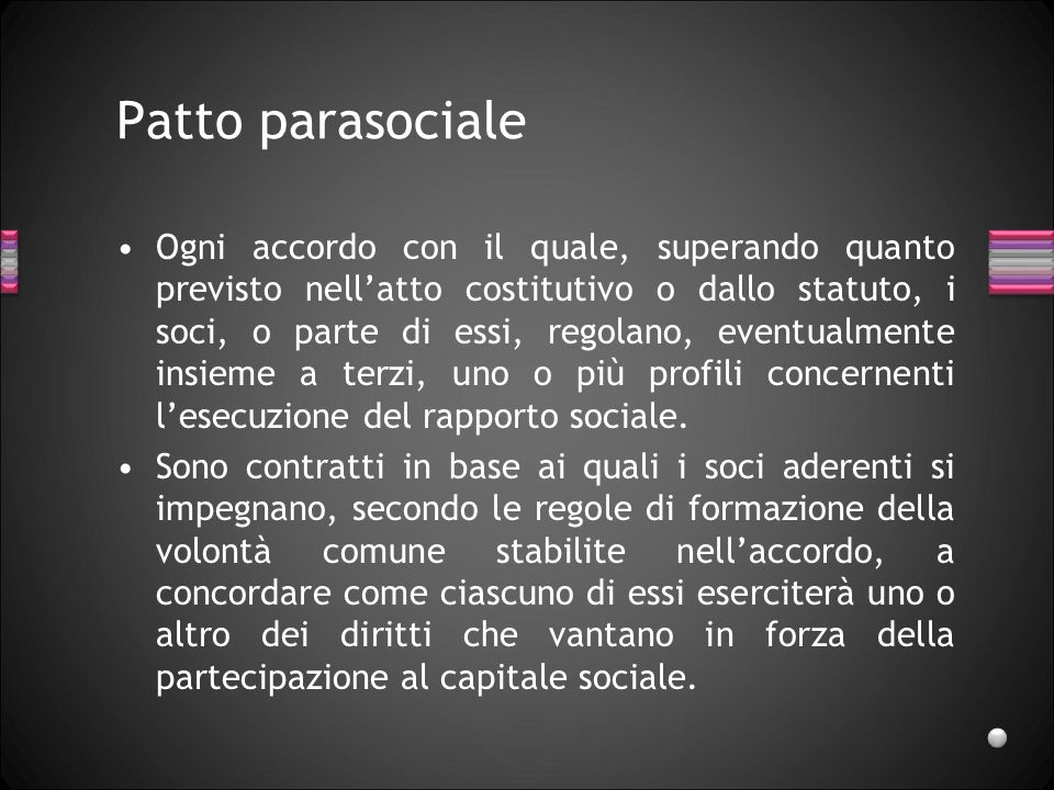 Patto parasociale