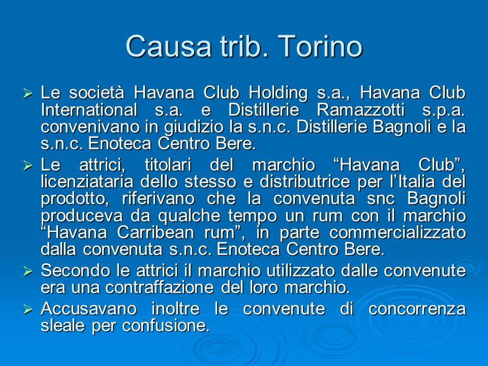 Causa trib. Torino