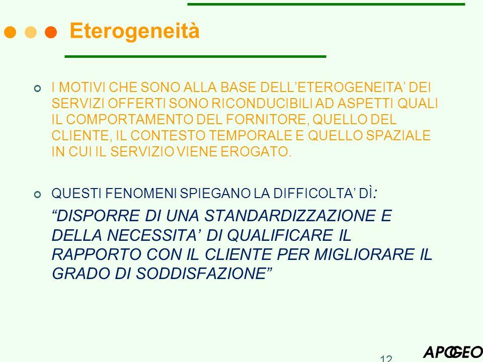 Eterogeneità
