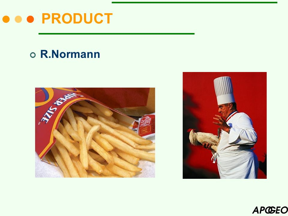 PRODUCT R.Normann