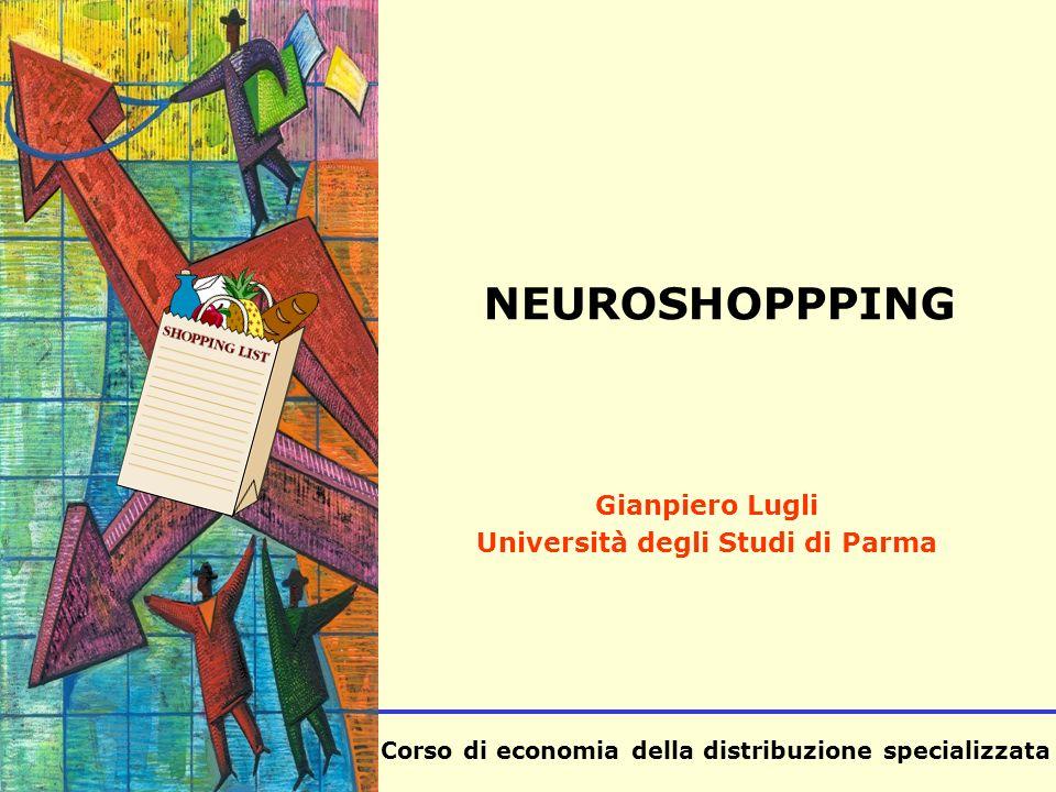 Gianpiero Lugli Università degli Studi di Parma