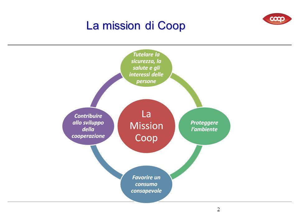 La mission di Coop