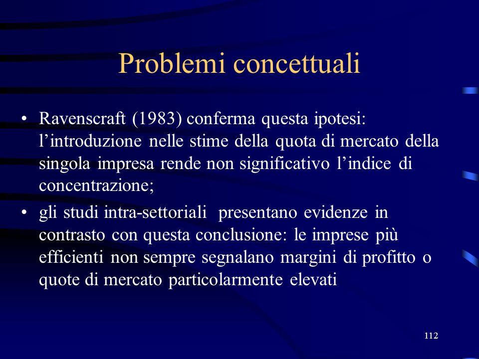 Problemi concettuali