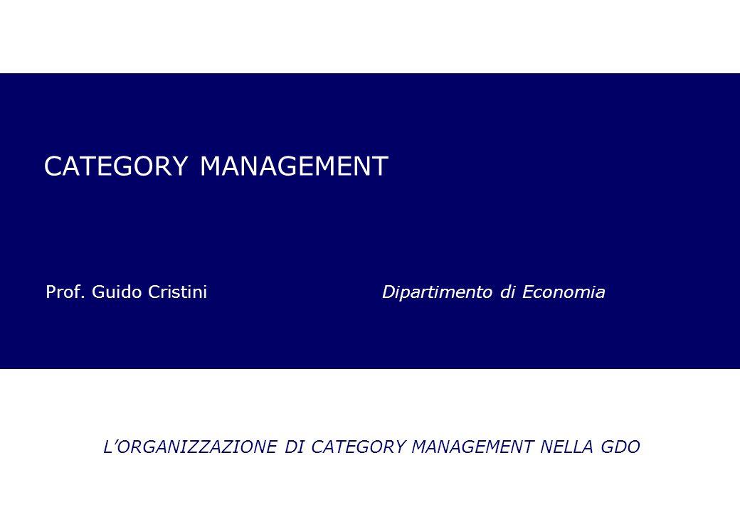 Prof. Guido Cristini Dipartimento di Economia