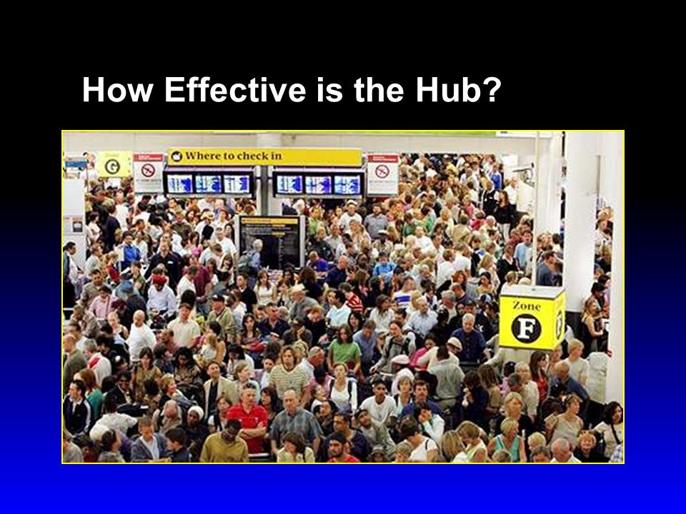 How Effective is the Hub
