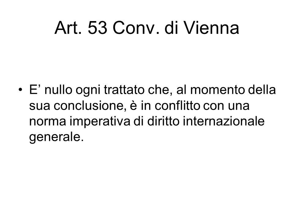 Art. 53 Conv. di Vienna