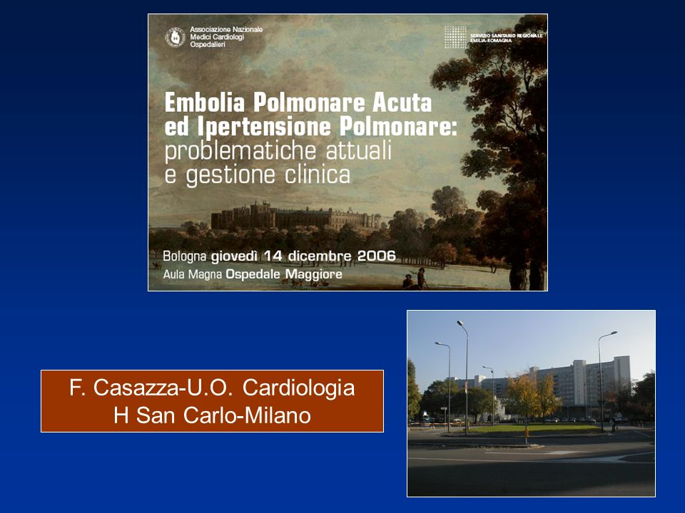 F. Casazza-U.O. Cardiologia