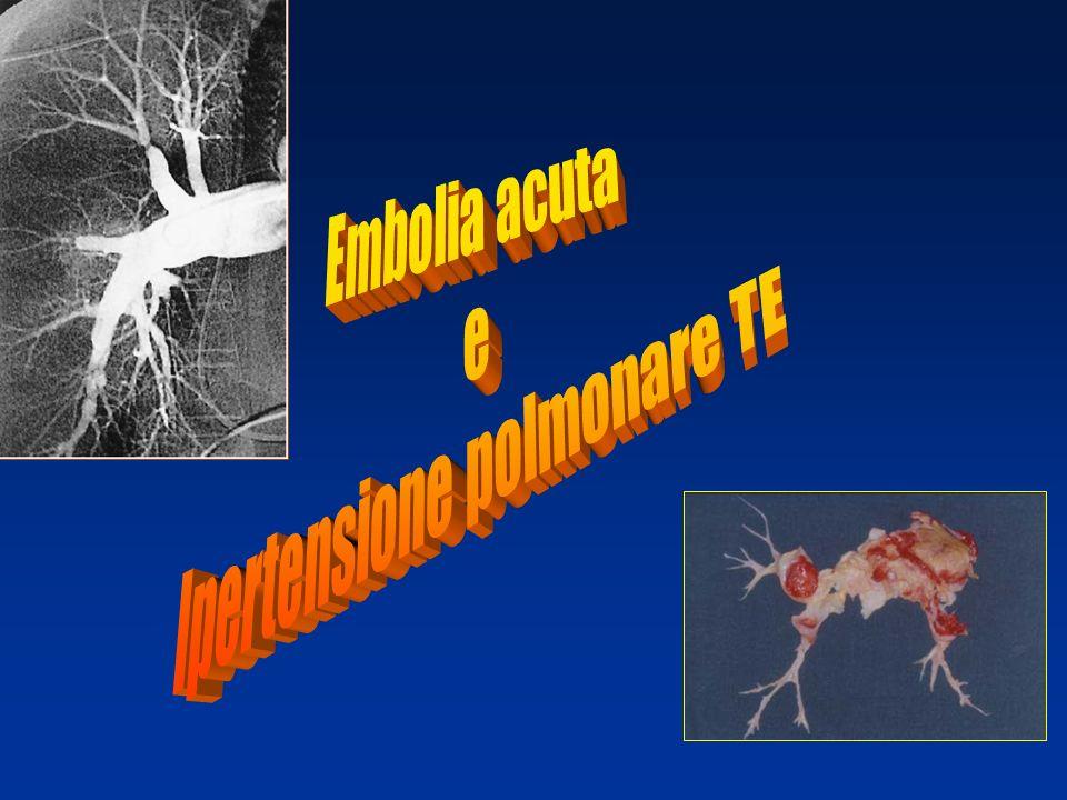 Ipertensione polmonare TE