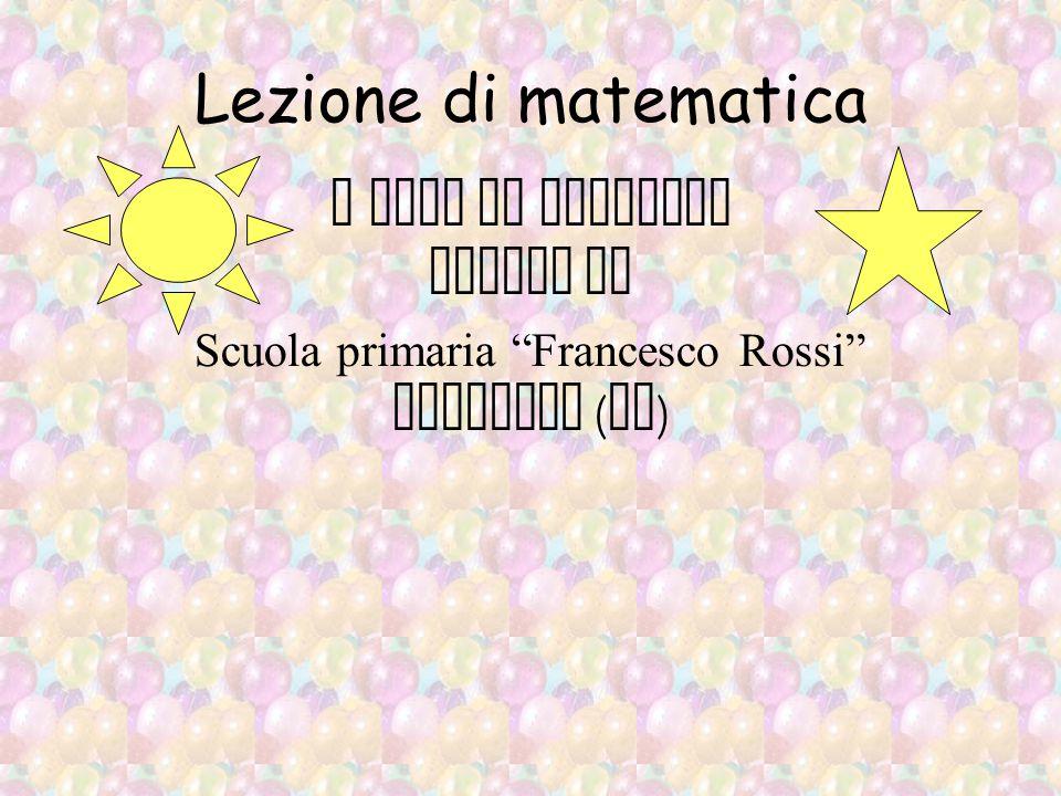 Scuola primaria Francesco Rossi