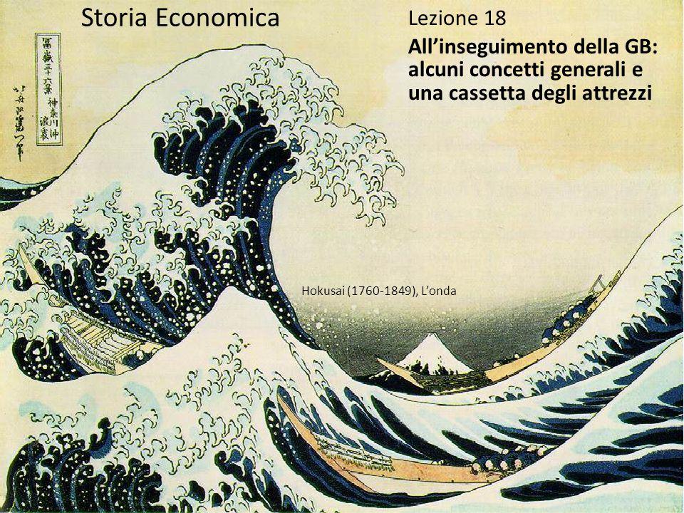 Storia Economica Lezione 18