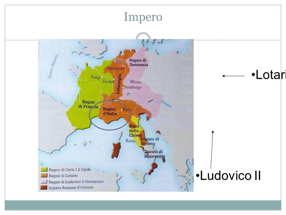 Impero Lotario II Ludovico II