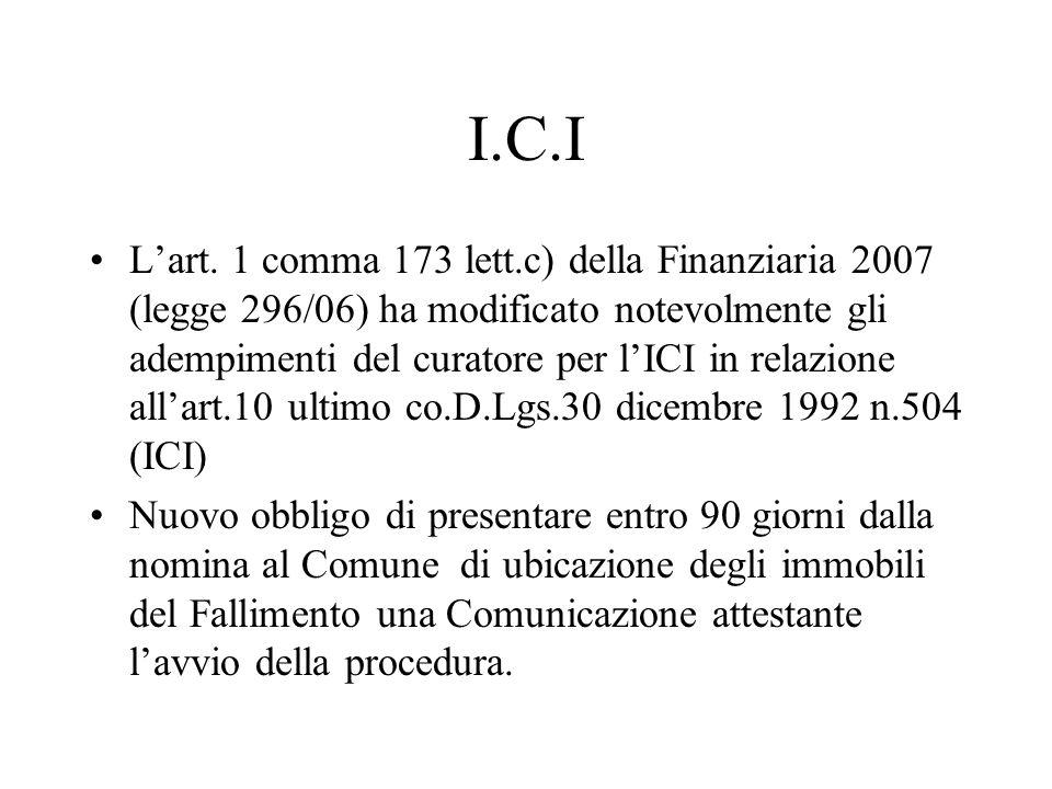 I.C.I