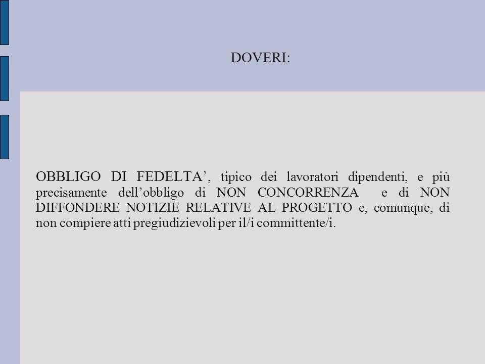 DOVERI: