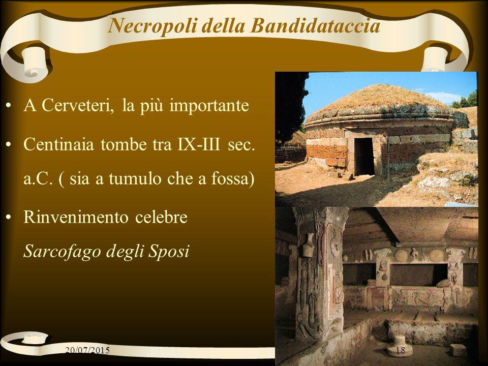 Necropoli della Bandidataccia