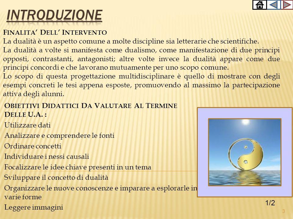 Introduzione FINALITA' DELL' INTERVENTO