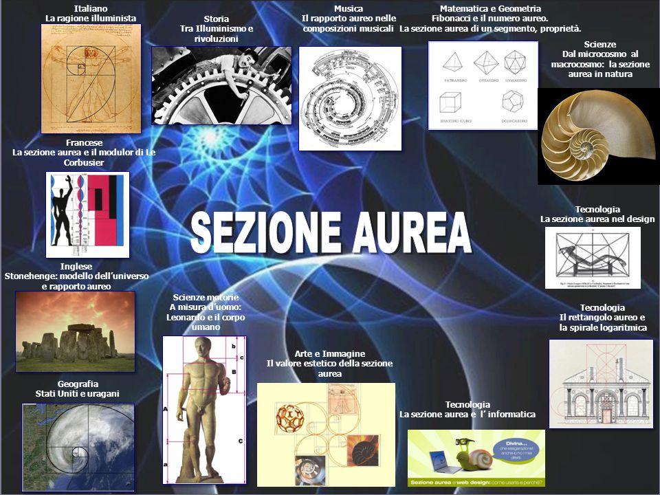 SEZIONE AUREA Italiano La ragione illuminista Musica