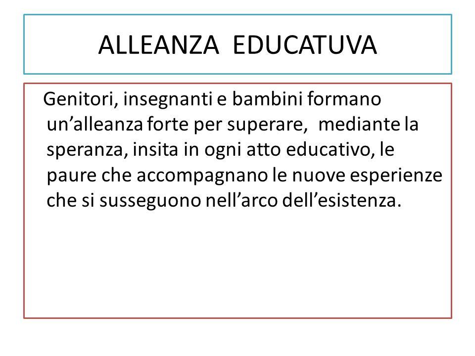 ALLEANZA EDUCATUVA