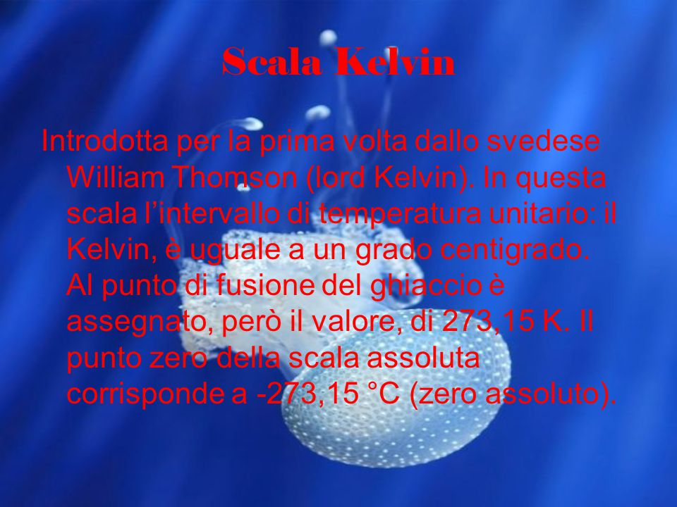 Scala Kelvin