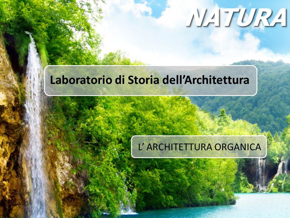 NATURA Laboratorio di Storia dell'Architettura