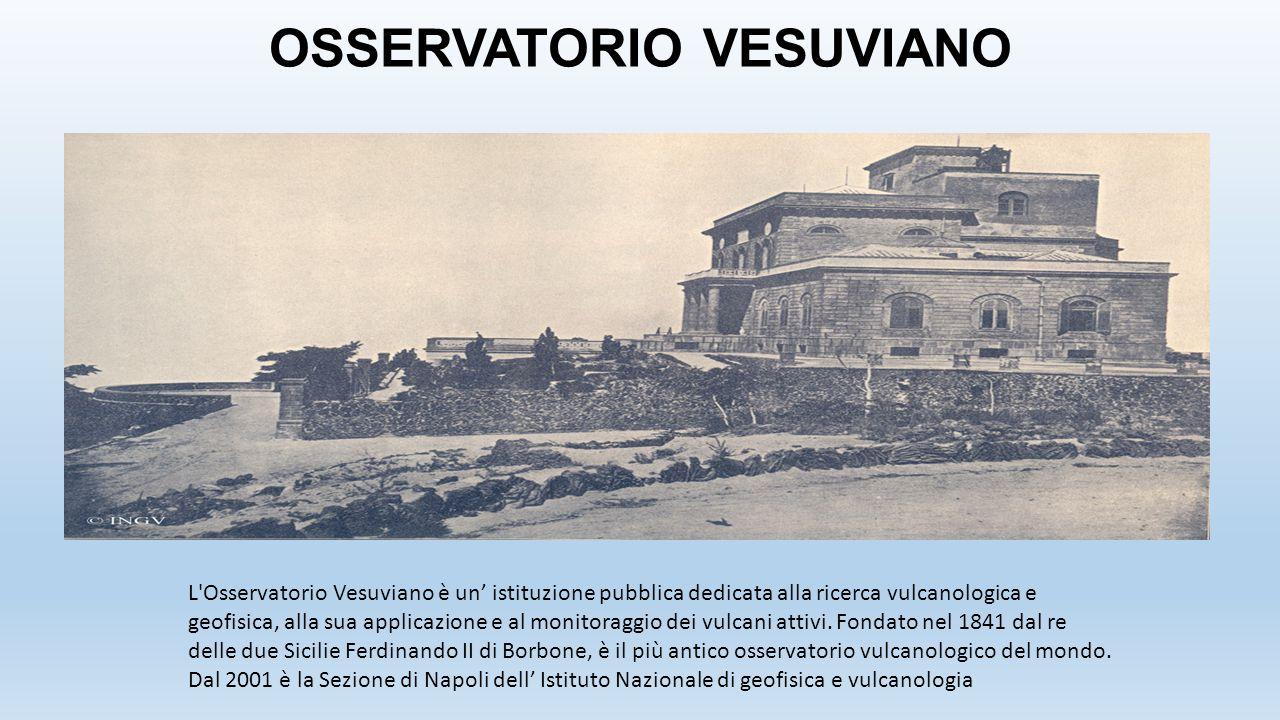 OSSERVATORIO VESUVIANO