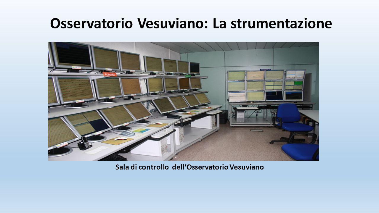 Osservatorio Vesuviano: La strumentazione