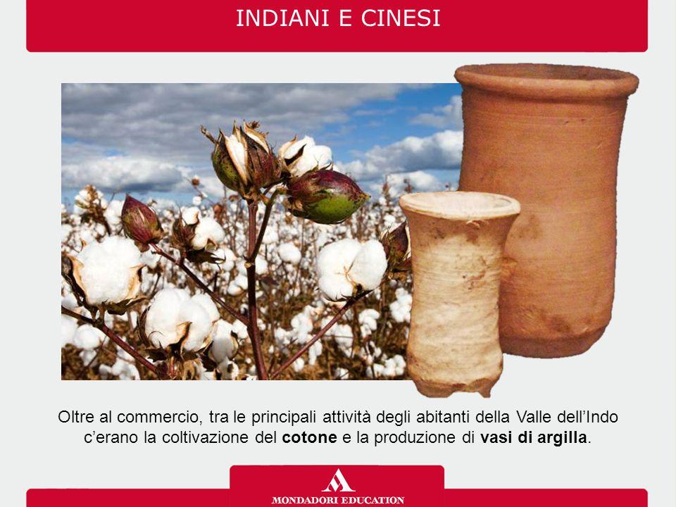 INDIANI E CINESI