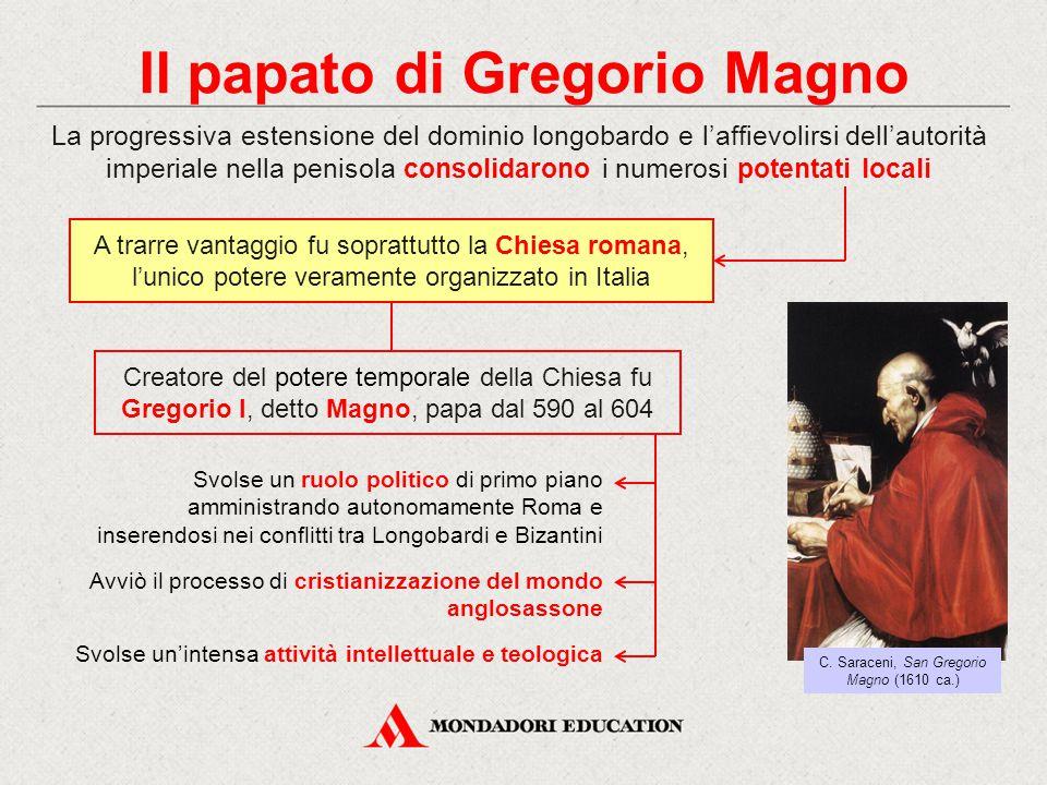 Il papato di Gregorio Magno