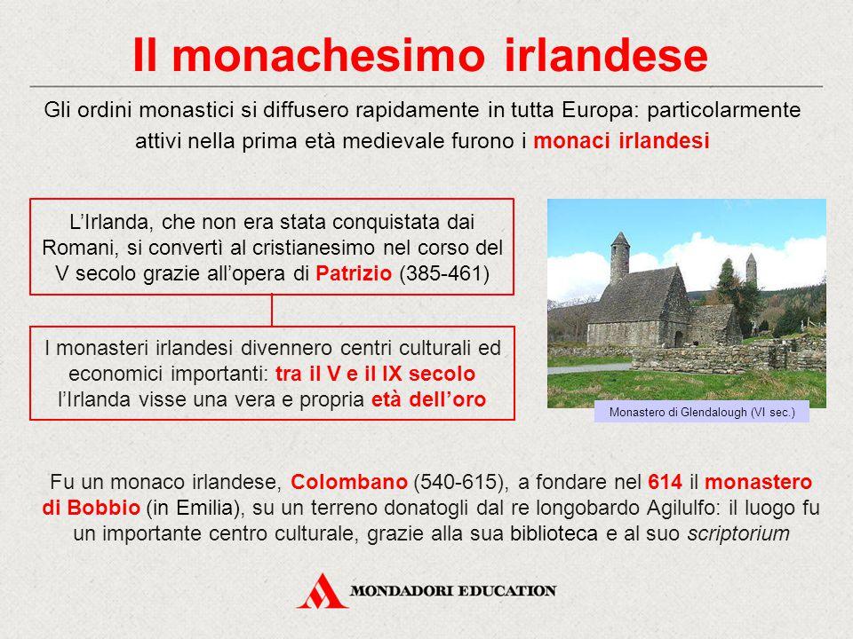 Il monachesimo irlandese