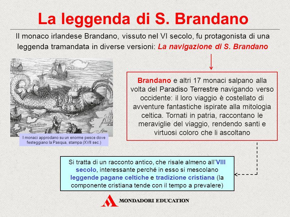 La leggenda di S. Brandano